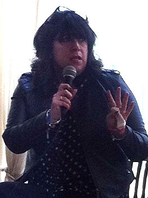 E. L. James - James in May 2012