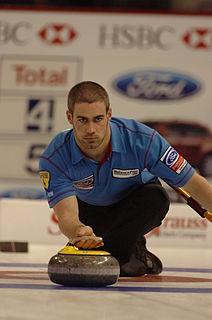 Raphaël Mathieu French curler