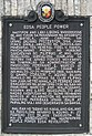 EDSA People Power historical marker.jpg