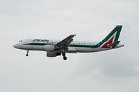 EI-IKU - A320 - Alitalia