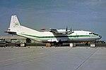 EL-ALJ An-12 SCI Santa Cruz Imperial SHJ 21NOV00 (6959387219).jpg