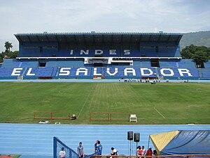 """Estadio Jorge """"Mágico"""" González - Image: ESTADIO Magico Gonzales"""
