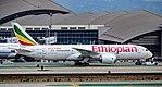 ET-ARF Ethiopian Airlines Boeing 787-8 Dreamliner s-n 34752 (37870634791).jpg
