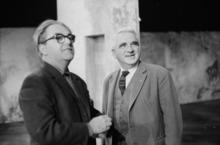 max frisch bei proben zu andorra 1961 - Max Frisch Lebenslauf