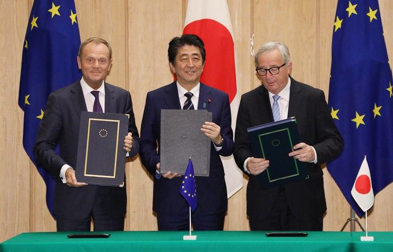 EU-Japan EPA Signing (9)