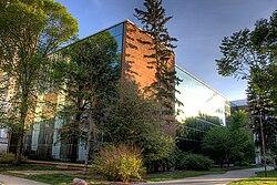 University Of Alberta Humanities Building