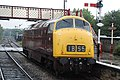 East Lancs Diesel Day. BR, Class 42 (Warship), Built 1961 at Swindon.jpg