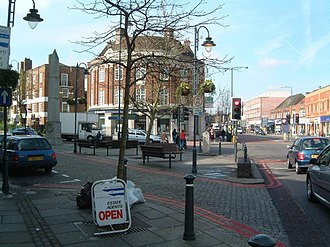 East Sheen - Image: East Sheen geograph.org.uk 730