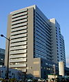 East and West Ward buildings of Tohoku University Hospital.JPG