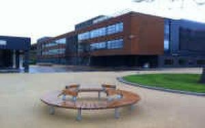 Eastwood High School, Newton Mearns - Image: Eastwood High School New Building