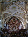 Ebrach, Kloster Ebrach, Altar of the Assumption 006.JPG