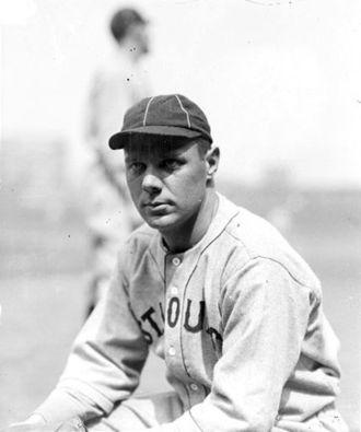 Ed Stauffer - Stauffer in 1925.