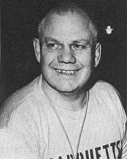 Eddie Hickey basketball player, football player, basketball coach, football coach and baseball coach