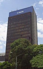Edificio de EDATEL.