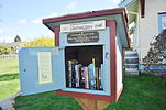 Edison, WA - Little Free Library 02