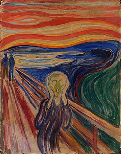 Edvard Munch - The Scream, 1910 (Munch Museum).jpg