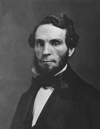 Edward Anthony (photographer) - Edward Anthony c. 1860