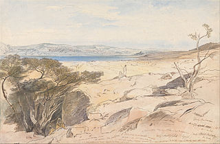The Dead Sea, 16 and 17 April 1858