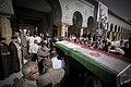 Eghtedari's funeral in Gerash 04.jpg