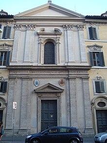 Eglise Santo Stanislao dei Polacchi. JPG