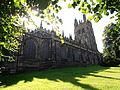 Eglwys San Silyn Wrecsam St Giles Church Wrexham 35.JPG