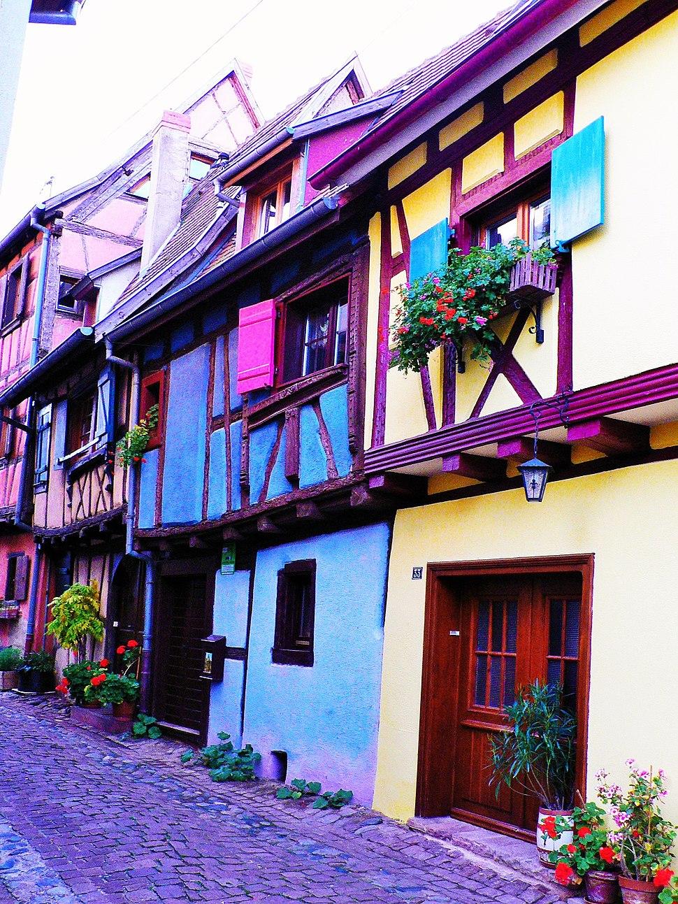 Eguisheim November 2010