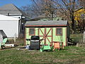Eighth Street West 614 outbuilding, Bloomington West Side HD.jpg