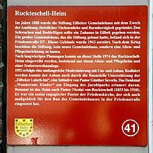 Ruckteschell Heim