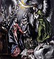 El Greco - The Annunciation (detail) - WGA10523.jpg