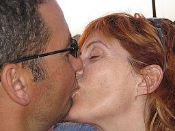 El lenguaje universal del beso