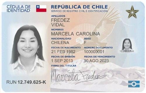 cédula de identificación fiscal con código qr