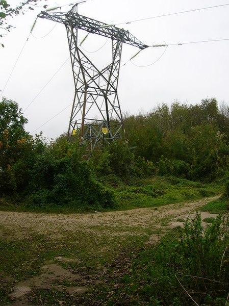 File:Electricity Pylon - geograph.org.uk - 596328.jpg
