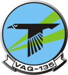 Electronic Attack Squadron 135 (US Navy) insignia 1988.png