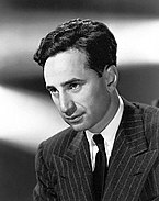 File of Elia Kazan as a younger adult.