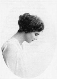 Elinor Wylie American poet