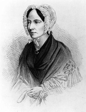 Eliza Fraser - Sketch of Eliza Fraser