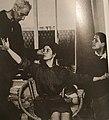 Elizabeth Albahaca. Seminario de Arte Dramático, París, 1960-61.jpg