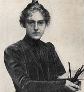 Elizabeth Wentworth Roberts American painter
