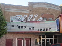 Ellis Theater, Perryton, TX IMG 6018