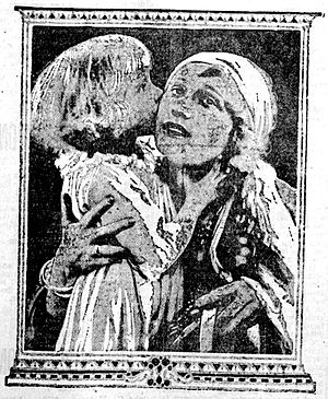 A Doll's House (1918 film) - scene in the film