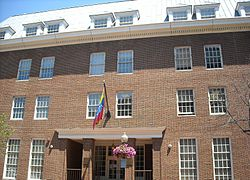 Embassy of Venezuela United States.JPG