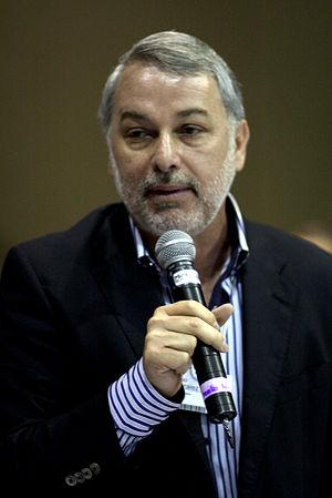 Emilio González Márquez - Image: Emilio González Márquez World Economic Forum on Latin America 2012