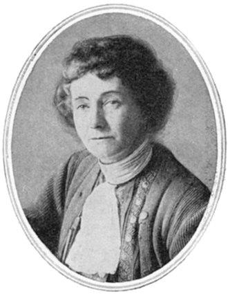 Emily Davison - Davison in 1912 or 1913