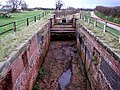 Empty Lock on the Grantham Canal - geograph.org.uk - 278490.jpg