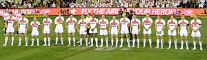 England national rugby league team - England at the 2008 World Cup