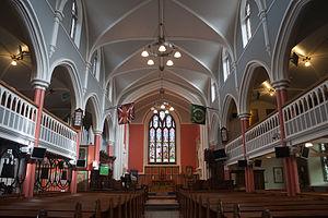St. Macartin's Cathedral, Enniskillen - Interior