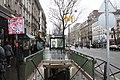 Entrée Métro Denfert Rochereau Paris 1.jpg