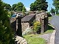 Entrance Gates, Brown House Lane, High Bradfield - geograph.org.uk - 1630688.jpg