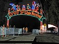 Entrance to Light Festival, Griffith Park.jpg