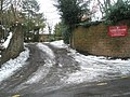 Entrance to St Nicholas' Infant School on The Mount - geograph.org.uk - 1158227.jpg